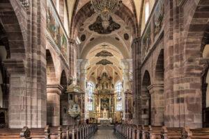 Altorf Elsass-St. Cyriaque
